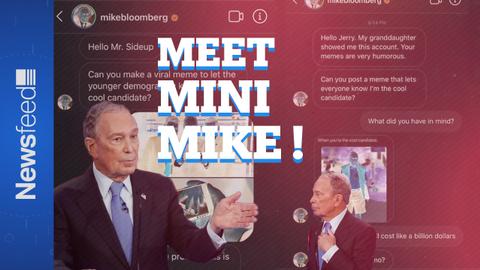 Bloomberg enters the Democrat nomination debate fray