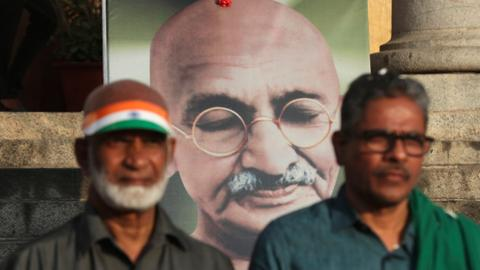 Modi's spell has been broken by Indian protesters