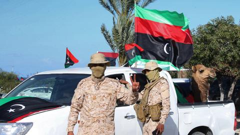 Libya warring rivals resume talks in Geneva - UN
