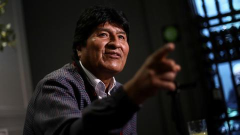Bolivia electoral body blocks Morales Senate run