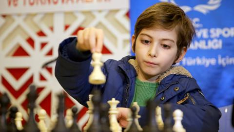 Read Rousseau, Plato and Dawkins? This Turkish boy has and he's 10