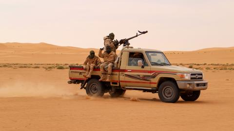 Niger military operation kills 120 'terrorists' - official