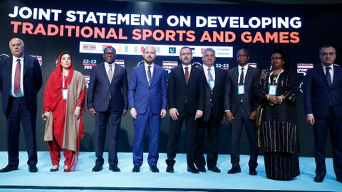3rd International Ethnosport Forum takes place in Turkey's Antalya