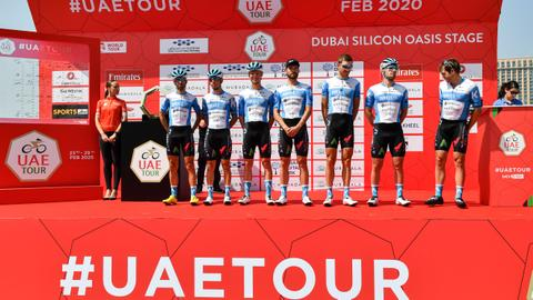 Cycling: Israel team races in UAE in sporting overture