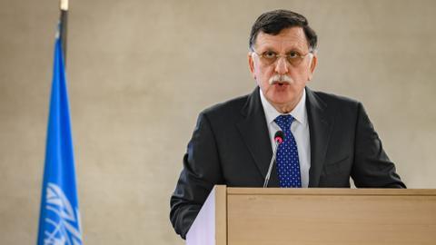 Geneva talks at risk as Libya govt seeks Haftar militia withdraw