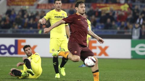 Roma draws the curtain on Totti after 25 years