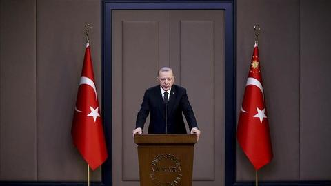Erdogan says no 'full' agreement on Syria summit