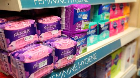 Scotland becomes first country in the world to make sanitary products free
