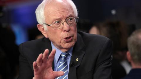 Bernie Sanders calls Netanyahu 'reactionary racist'