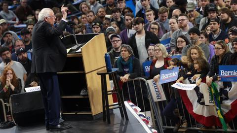 Democrats slam Trump's coronavirus response