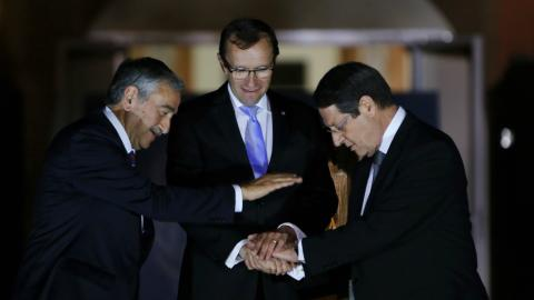 UN envoy calls off Cyprus talks, no deal on peace summit