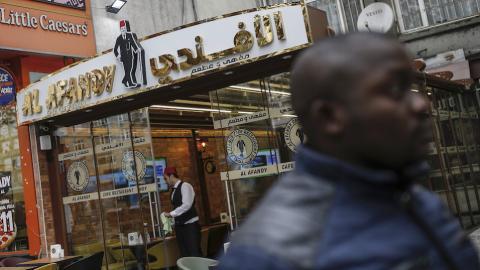 Syrian startups strive to break through in a Turkish border town