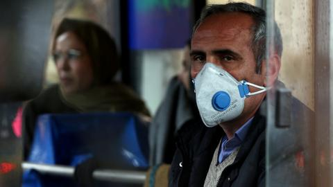 Iran toll rises to 34 as nearly 60 countries report coronavirus