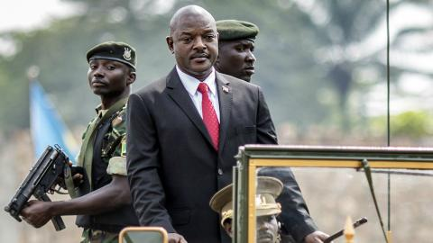 Burundi forces aisle-dodgers to marry