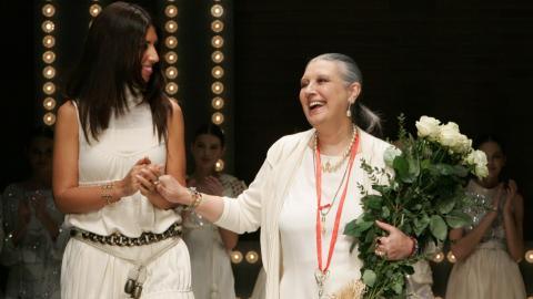 Veteran Italian designer Laura Biagiotti dies