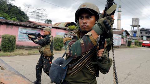 Philippine army says militants killed 19 civilians in fresh violence