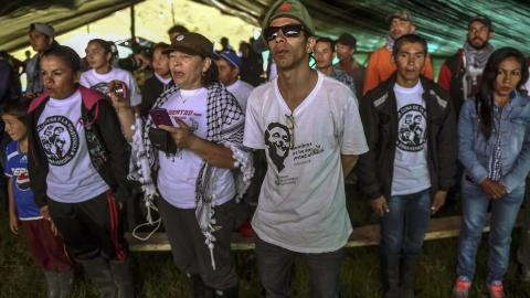 As Colombia's FARC rebels disarm, families struggle to forget