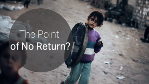 Gaza: The Point of No Return?