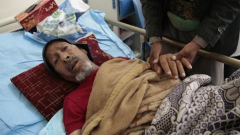 Cholera outbreak in Yemen kills 471