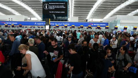 British Airways to count cost of IT failure