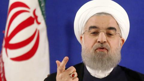 Rouhani's election declared fair