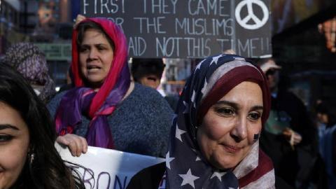 An American charity run by Muslim women