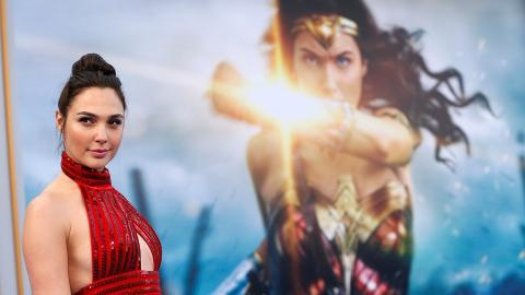 Lebanon calls for 'Wonder Woman' film ban