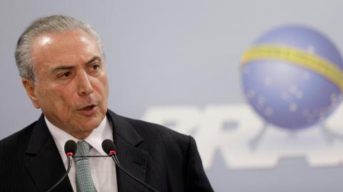 Brazilian company fined record $3.2B for bribes