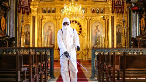 Coronavirus kills 50 Turkish expats in 8 countries