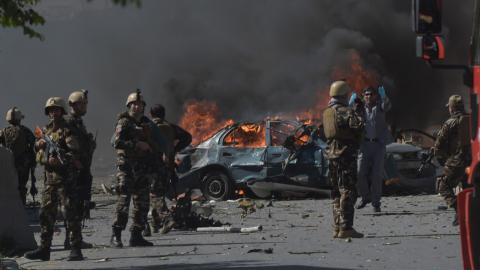 12 things to know about the endless war in Afghanistan