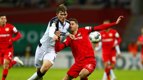 'Really scared' says Kilian, Bundesliga's first coronavirus case