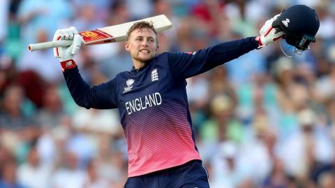 England beat Bangladesh in ICC Champions Trophy opener