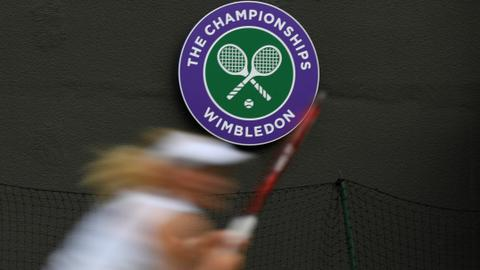 Wimbledon cancelled for the first time since World War Two
