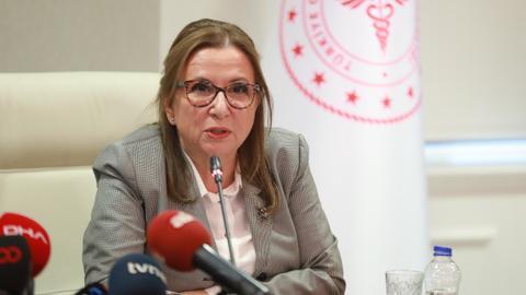 Turkey subjects ventilators to export control