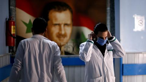 What's the truth behind the coronavirus spread in Syria?