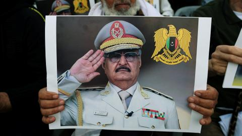 Khalifa Haftar's recklessness could compound coronavirus threat to Libya