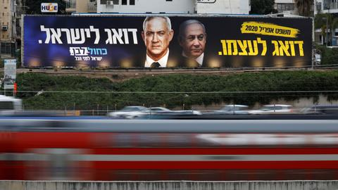 Netanyahu and Gantz move closer to unity government in Israel