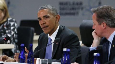 Obama tries to persuade UK voters to stay in EU
