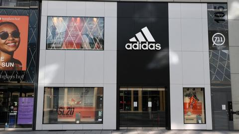 Adidas and H&M not able to pay rents in Germany