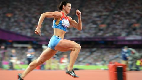 Two Olympic champions amongst four Russians accused of doping