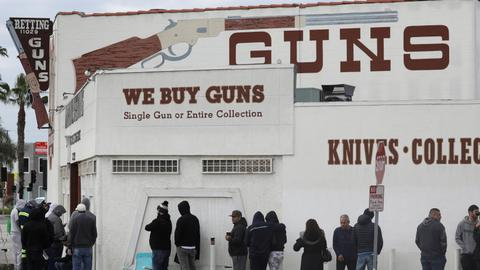 US agency includes gun sellers as 'critical' infrastructure