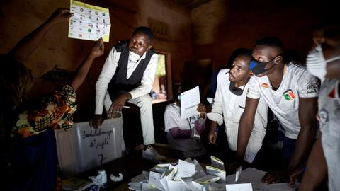 Mali votes despite coronavirus and security fears