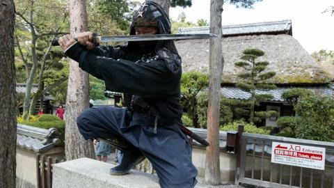 Japan looks to tap into fading Ninja culture to boost tourism