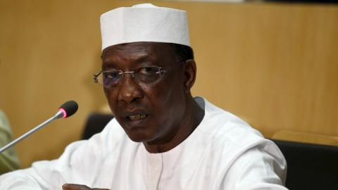 Chad's Deby wins fifth term as president