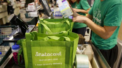 Instacart workers seek strike as jobs get busier, riskier