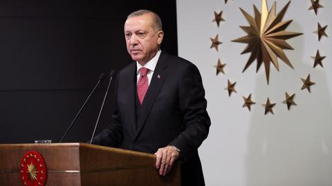 Turkey launches National Solidarity Campaign to fight coronavirus