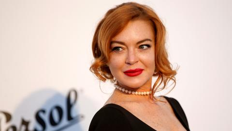 Lindsay Lohan is 'back' with promise of new single amid pandemic