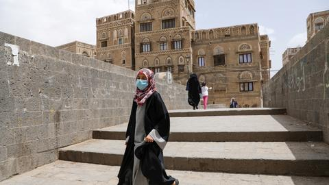 The coronavirus threat to Yemen