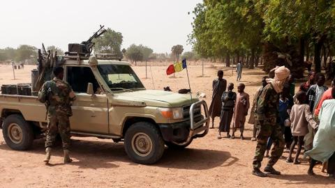 Nigeria announces 'massive' joint offensive on militants