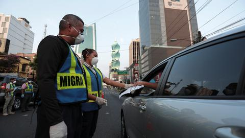 Panama coronavirus death toll rises to 41 – latest updates